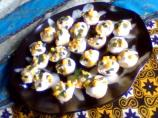 Khanom Puto (A Steamed Sweet Savory Coconut Muffin)