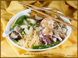 Asian Seafood Noodle Soup