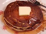 The Perfect Buttermilk Pancakes