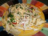 Lemony Pad Thai