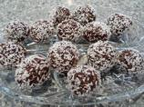 Raw Chocolate and Date Truffles