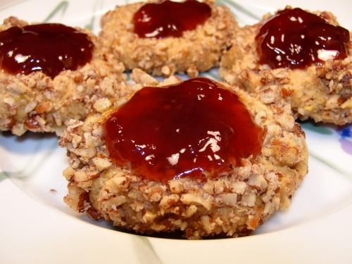 Thumbprint Cookies. Photo by diner524