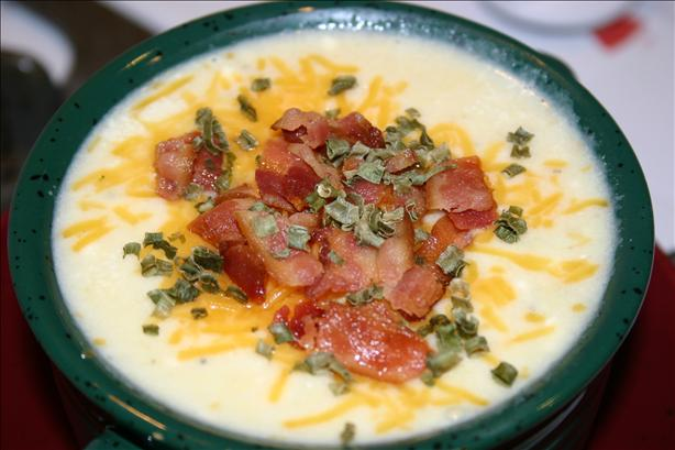 Crock-Pot Potato Chowder. Photo by Novelty