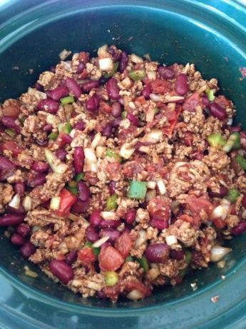 Easy Crock Pot Chili. Photo by tchristley