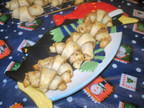 Butterhorns Aka Rugelach / Rugulach / Snails / Schnecken. Photo by Karen=^..^=