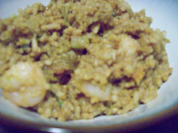 Shrimp Fried Rice. Photo by berry271