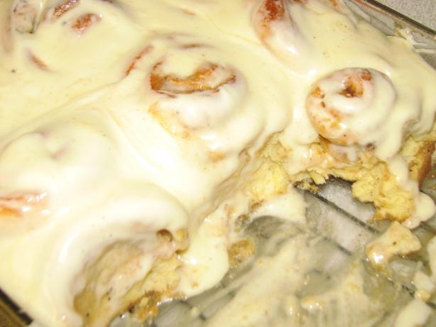 Copycat Cinnabon' for the Bread Machine. Photo by hazeleyedcricket730