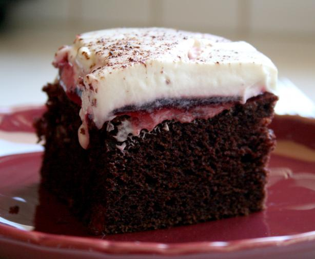 Easiest Black Forest Cake. Photo by Cookin-jo