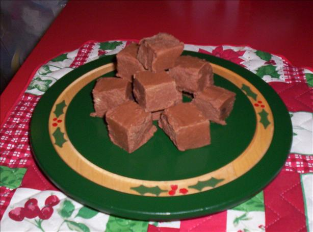 Gramma's Fudge. Photo by LAURIE