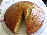 Levana's Orange Poppy Seed Cake