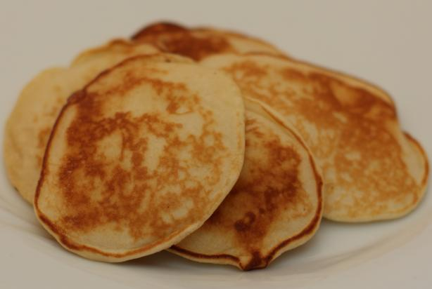 Pikelets. Photo by Peter J