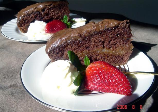Boiled Chocolate Cake. Photo by Ninna