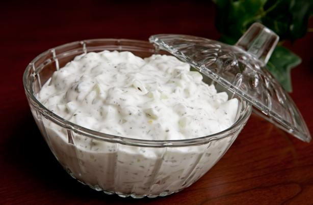 Tzatziki. Photo by CulinaryExplorer