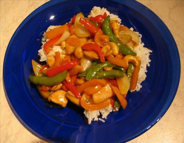 Cashew Chicken. Photo by stormylee