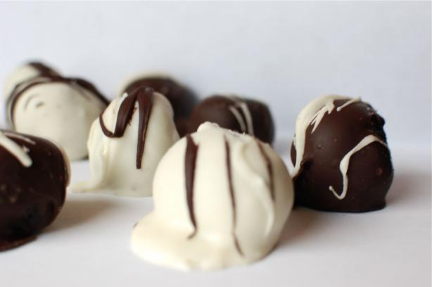Oreo Balls. Photo by run for your life