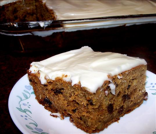 Zucchini Pumpkin Cake. Photo by Rita~