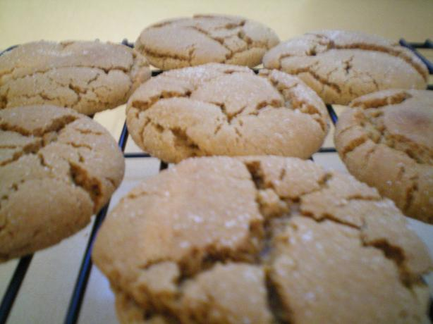 Molasses Cookies. Photo by CoffeeB