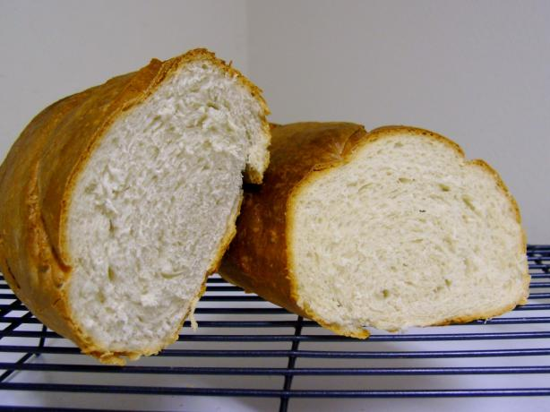 """Old Reliable"" French Bread (for Kitchen Aid Mixers). Photo by cindymc*heart*food"