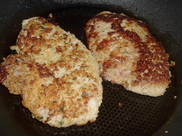 Pork Schnitzel. Photo by Bergy