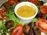 Peruvian Beef Kabobs with Pepper Sauce