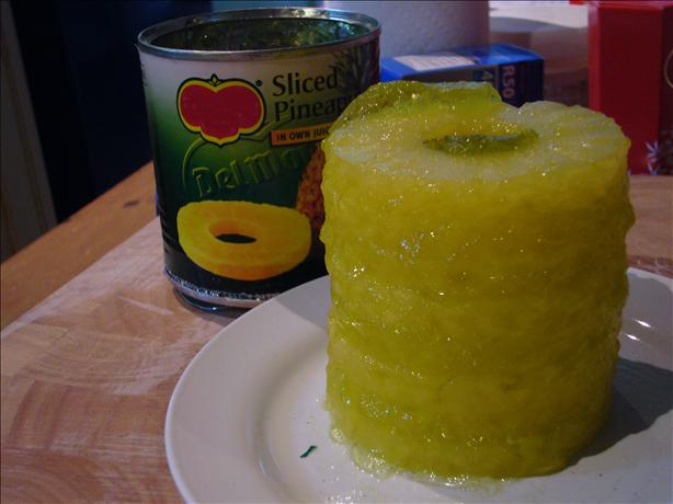 Jello in a can. Photo by Perfect Pixie