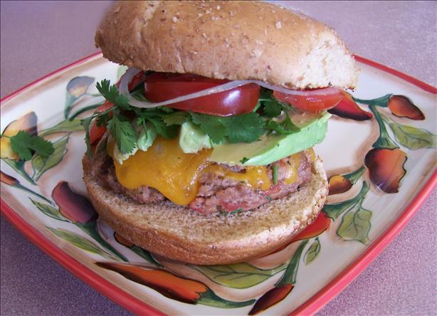 Mexican Hamburgers. Photo by Rita~