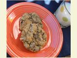 Mean Chef&#39;s Oatmeal Pecan Chocolate Chunk Cookies