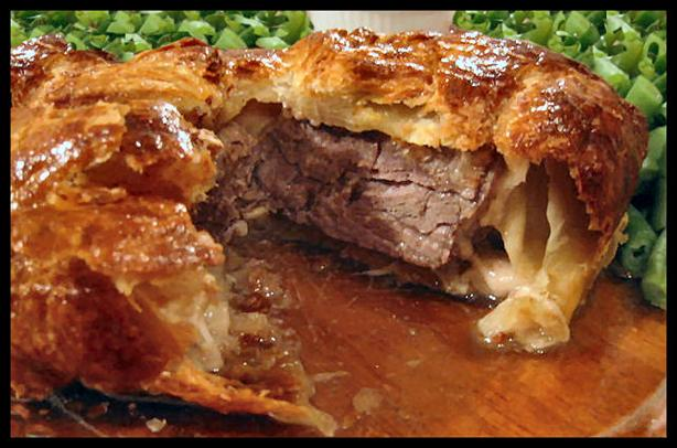 Filet De Boeuf En Croute. Photo by NcMysteryShopper