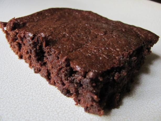 The Best Brownies. Photo by under12parsecs