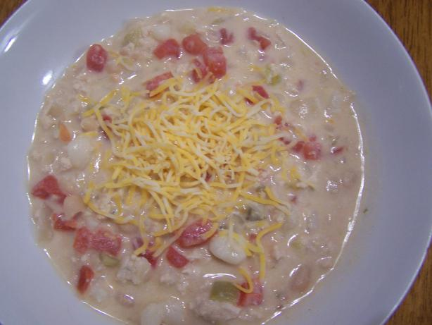 White Chicken Chili | Never Enough Thyme - Recipes and food