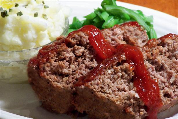 Yes, Virginia There is a Great Meatloaf. Photo by NcMysteryShopper