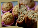 Banana Carrot Muffins