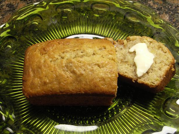 Moist Banana Bread. Photo by Juenessa