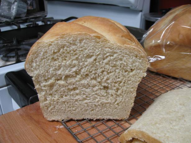 Simple White Bread. Photo by Chef #678627