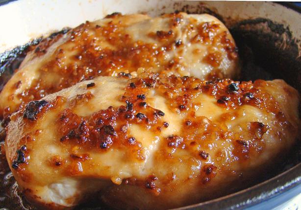 Easy Garlic Chicken. Photo by Derf