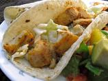 Stir-Grilled Fish Tacos