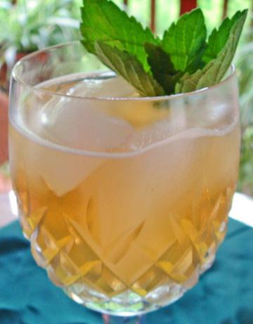 Southern Mint Julep. Photo by Bev