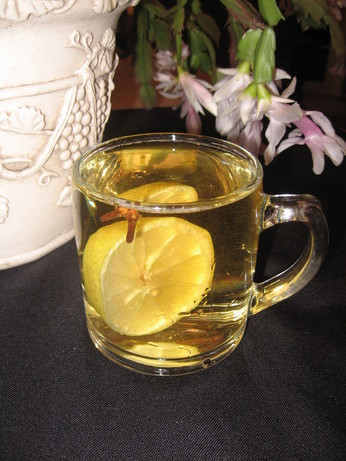 Hot Toddy. Photo by mary winecoff
