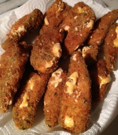 Jalapeno Poppers. Photo by Buffet of Womanliness