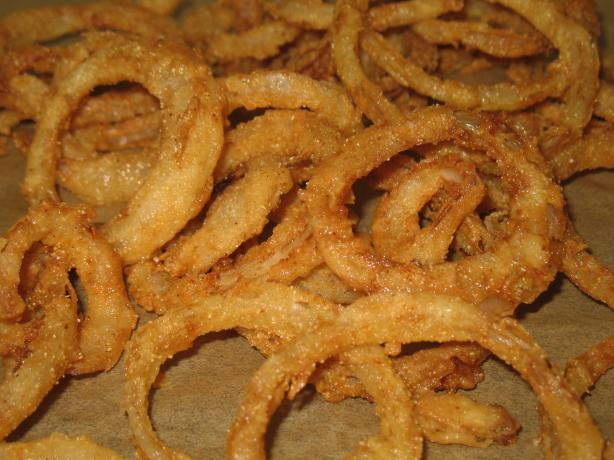 Kick A%% Fried Onion Rings. Photo by Acadia*