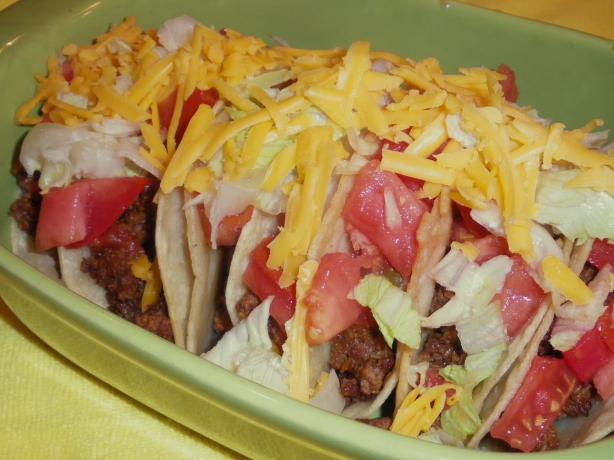 Taco Meat. Photo by PanNan