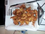 Batter-Fried Shrimp