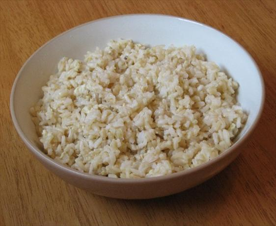 Perfect Brown Rice. Photo by Olive*