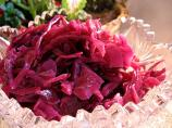 Red Cabbage, German