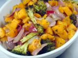 Soft Roasted Winter Vegetables With Herbs