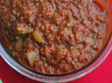 My Mama&#39;s Meat Sauce