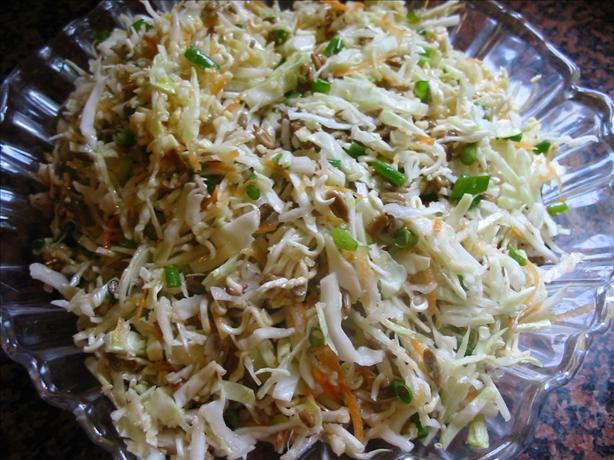 Crunchy Coleslaw. Photo by canarygirl