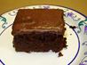 Low Fat Chocolate Kahlua Cake. Recipe by KitchenCraftsnMore