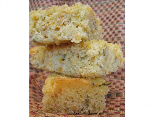 Mexican Cornbread. Photo by Kathy at Food.com