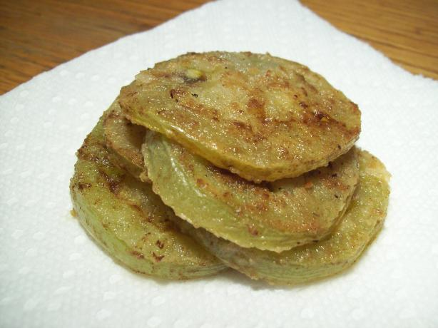 Fried Green Tomatoes. Photo by JSkizzle